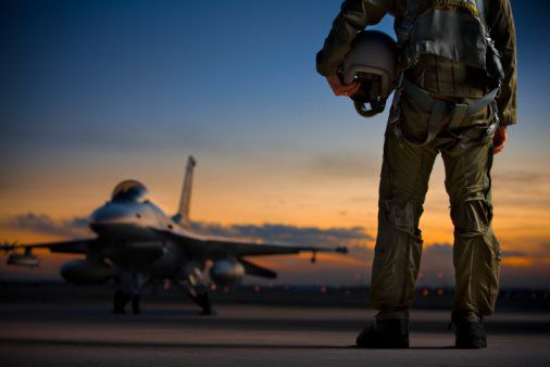 How is a fighter pilot like a business owner