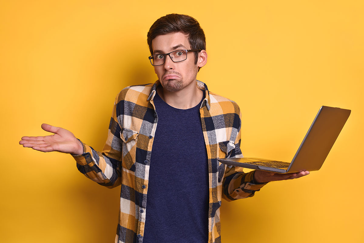 Young Business Owner Confused About Bookkeeping in Las Vegas